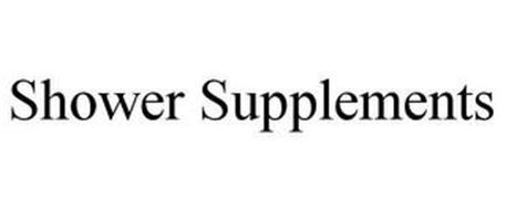 SHOWER SUPPLEMENTS