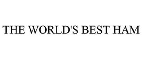 THE WORLD'S BEST HAM