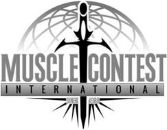 MUSCLE CONTEST INTERNATIONAL SINCE 1988