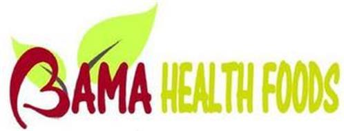 BAMA HEALTH FOODS
