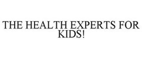THE HEALTH EXPERTS FOR KIDS!