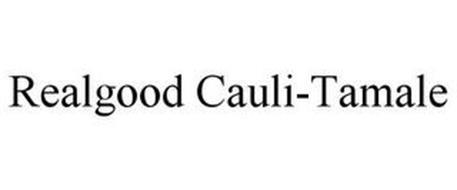 REALGOOD CAULI-TAMALE