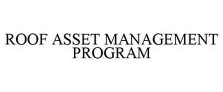 ROOF ASSET MANAGEMENT PROGRAM