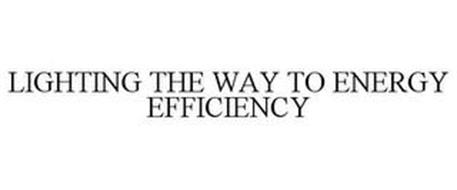 LIGHTING THE WAY TO ENERGY EFFICIENCY