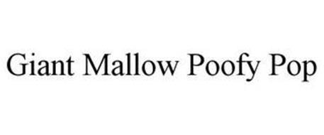 GIANT MALLOW POOFY POP