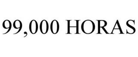99,000 HORAS