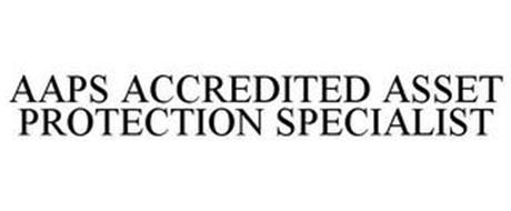 AAPS ACCREDITED ASSET PROTECTION SPECIALIST