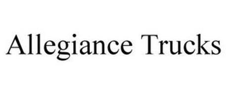 ALLEGIANCE TRUCKS
