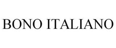 BONO ITALIANO