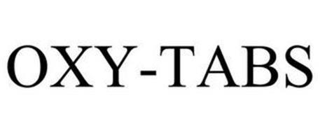 OXY-TABS