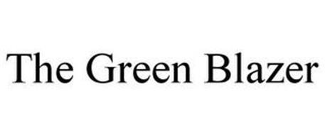 THE GREEN BLAZER