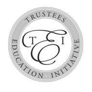 TEI TRUSTEES EDUCATION INITIATIVE