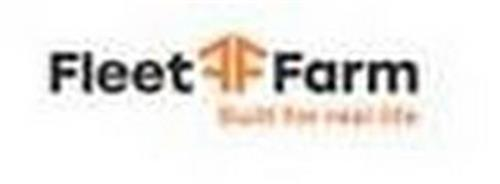 FLEET FF FARM BUILT FOR REAL LIFE
