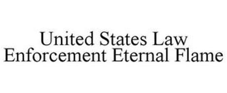 UNITED STATES LAW ENFORCEMENT ETERNAL FLAME