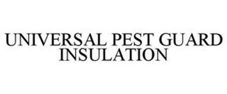 UNIVERSAL PEST GUARD INSULATION