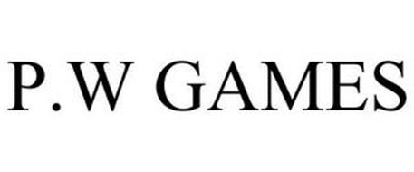 P.W GAMES