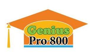 GENIUS PRO-800