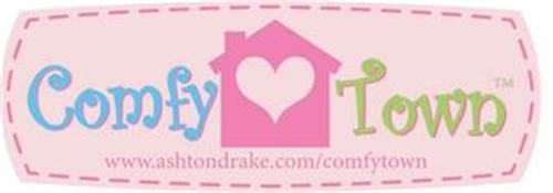COMFY TOWN WWW.ASHTONDRAKE.COM/COMFYTOWN