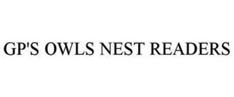 GP'S OWLS NEST READERS