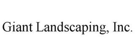 GIANT LANDSCAPING, INC.