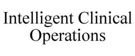 INTELLIGENT CLINICAL OPERATIONS