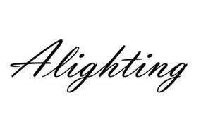 ALIGHTING