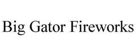 BIG GATOR FIREWORKS