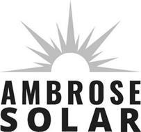 AMBROSE SOLAR