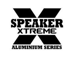 X SPEAKER XTREME ALUMINUM SERIES