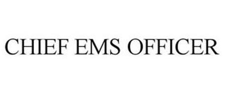 CHIEF EMS OFFICER