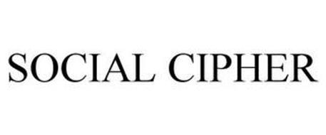 SOCIAL CIPHER