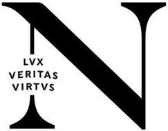 N LVX VERITAS VIRTVS