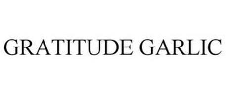 GRATITUDE GARLIC