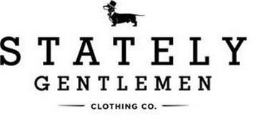 STATELY GENTLEMEN CLOTHING CO.