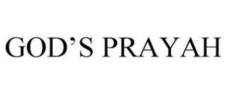 GOD'S PRAYAH