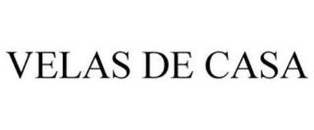 VELAS DE CASA
