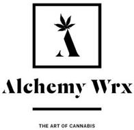 A ALCHEMY WRX THE ART OF CANNABIS