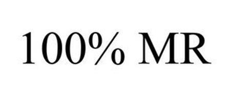 100% MR