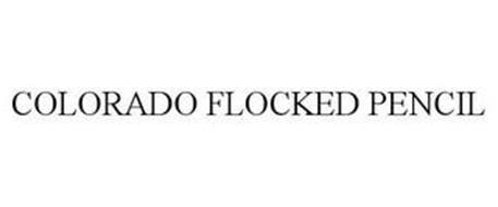 COLORADO FLOCKED PENCIL