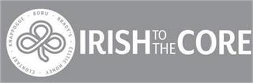 · KNAPPOGUE · BORU · BRADY'S · CELTIC HONEY CLONTARF IRISH TO THE CORE