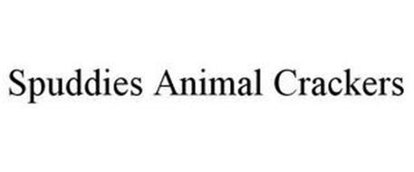 SPUDDIES ANIMAL CRACKERS