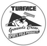 TURFACE GROUNDS CREW SPORTS FIELD PRODUCTS