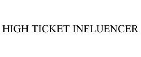 HIGH TICKET INFLUENCER