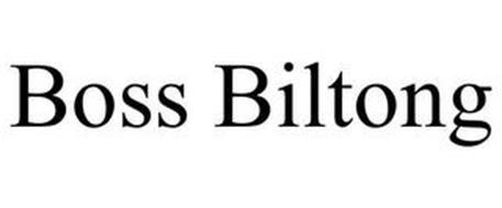 BOSS BILTONG