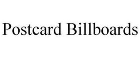 POSTCARD BILLBOARDS