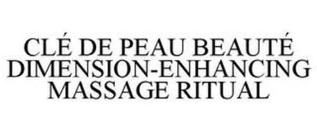 CLÉ DE PEAU BEAUTÉ DIMENSION-ENHANCING MASSAGE RITUAL