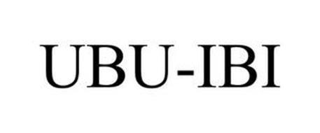 UBU-IBI