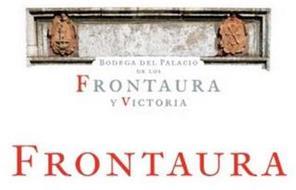 BODEGA DEL PALACIO DE LOS FRONTAURA Y VICTORIA FRONTAURA