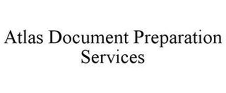 ATLAS DOCUMENT PREPARATION SERVICES