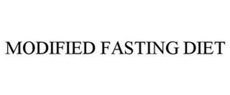 MODIFIED FASTING DIET